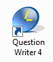 Question Writer Shortcut