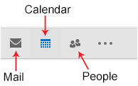 Outlook Calendaricon