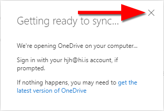 Close this window